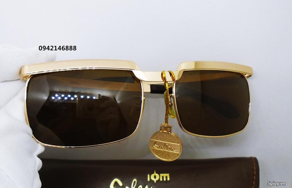 kính Solex chữ H 503 mạ vàng - 1