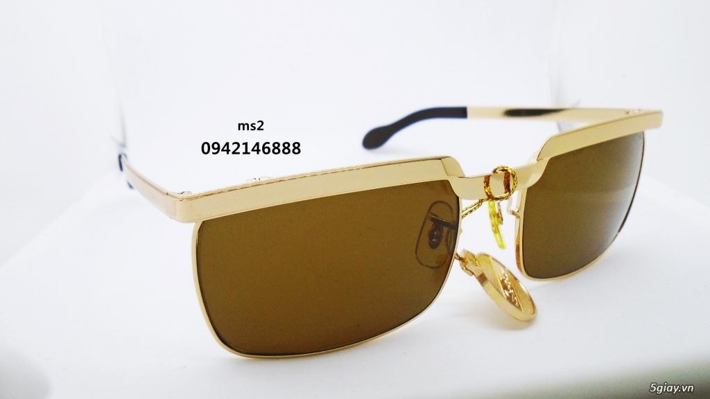 kính Solex chữ H 503 mạ vàng - 13