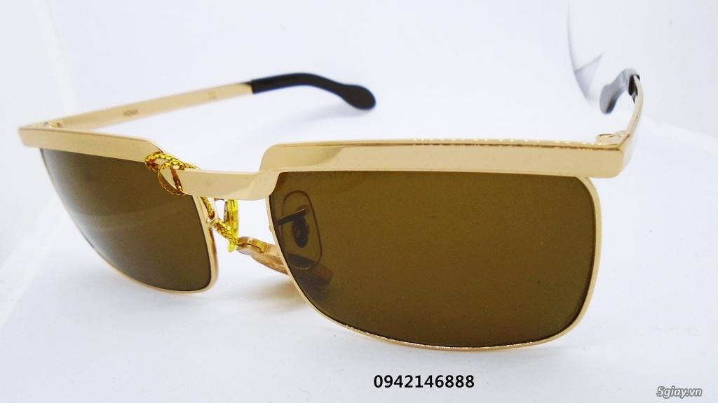 kính Solex chữ H 503 mạ vàng - 16