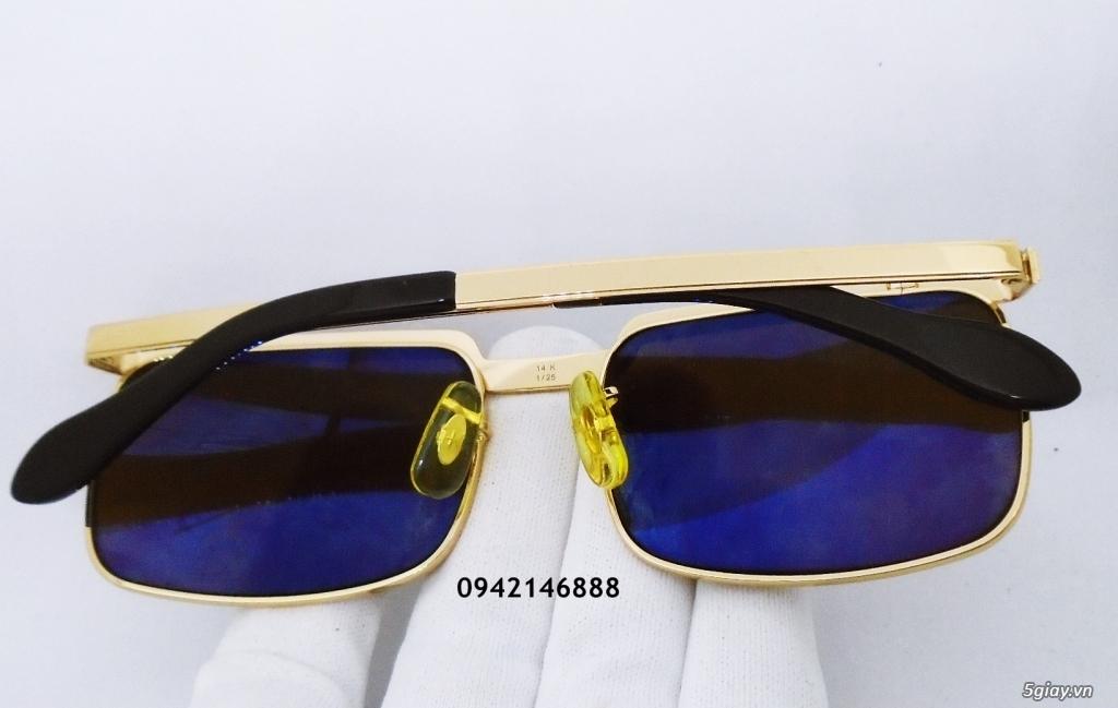 kính Solex chữ H 503 mạ vàng - 11