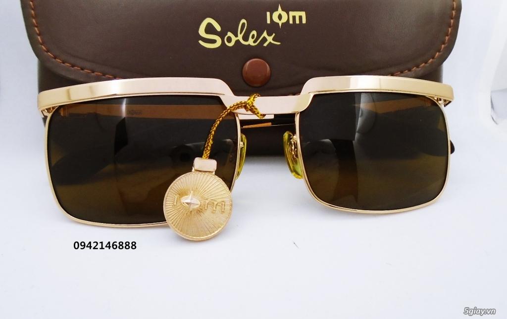 kính Solex chữ H 503 mạ vàng - 10