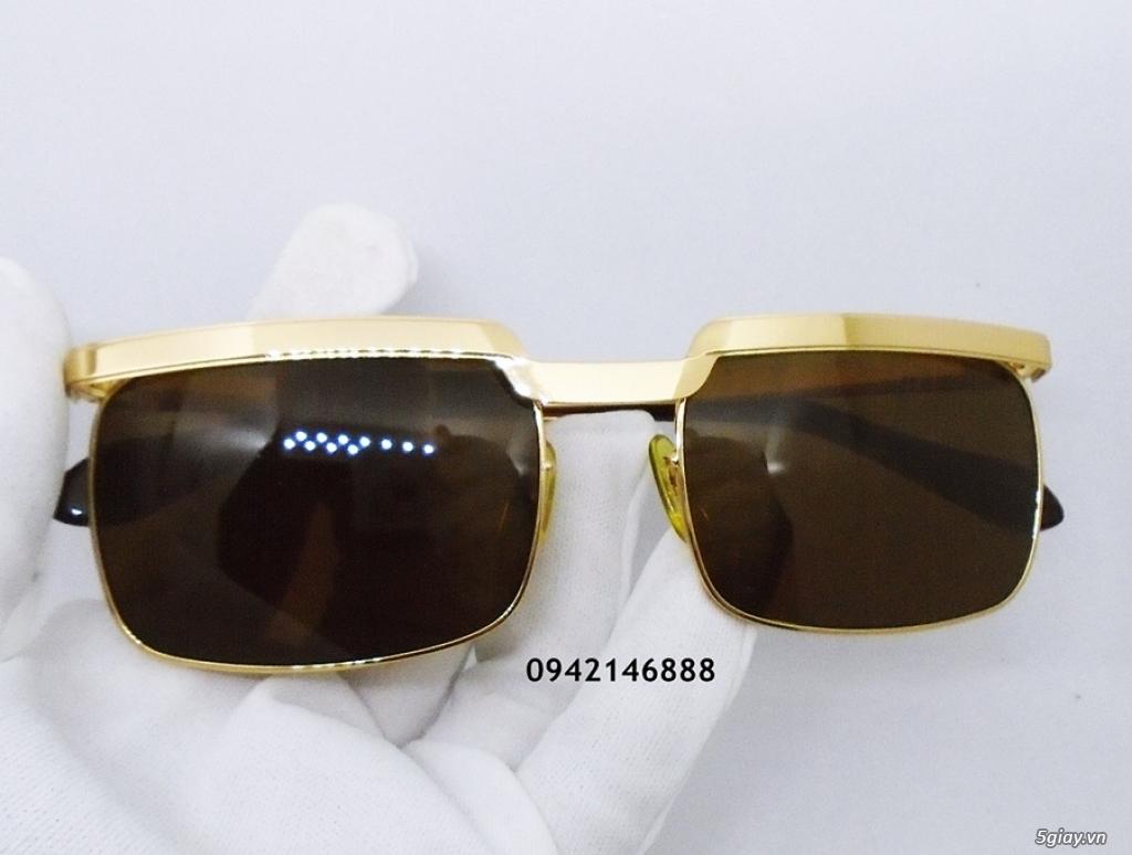 kính Solex chữ H 503 mạ vàng - 20