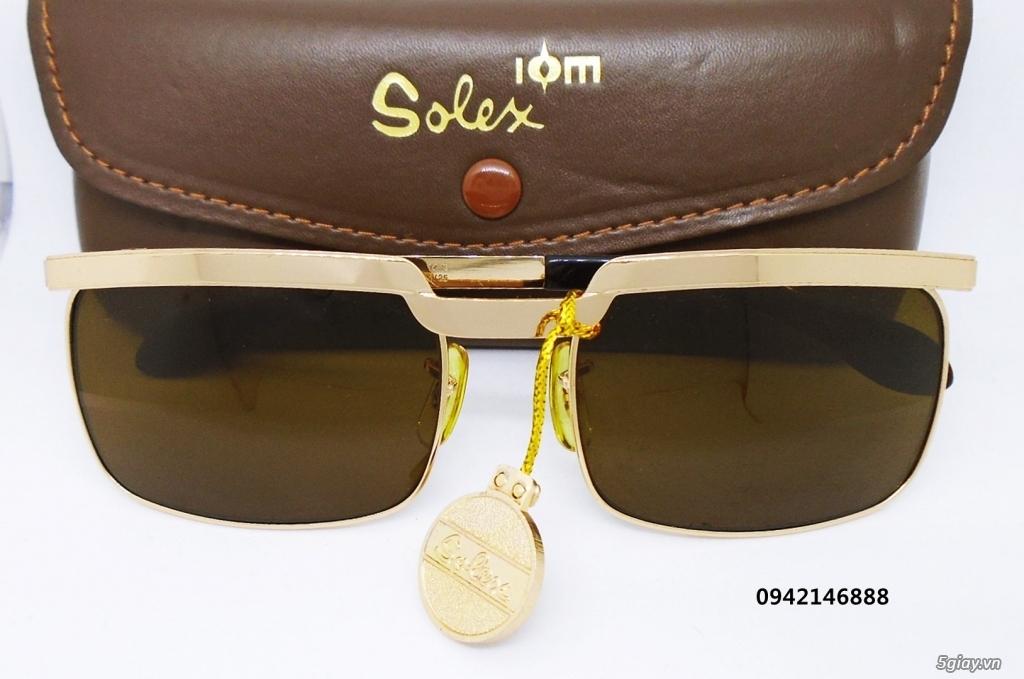 kính Solex chữ H 503 mạ vàng - 23