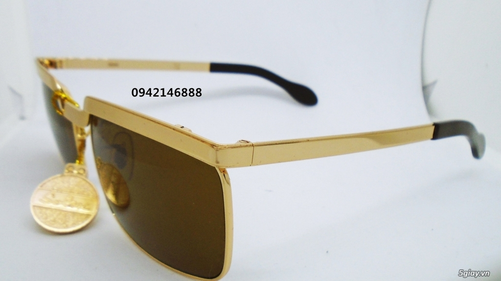 kính Solex chữ H 503 mạ vàng - 12