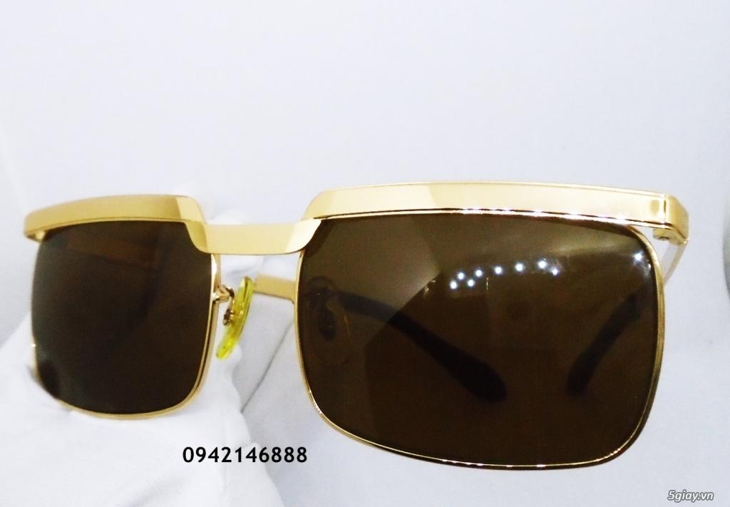 kính Solex chữ H 503 mạ vàng - 18