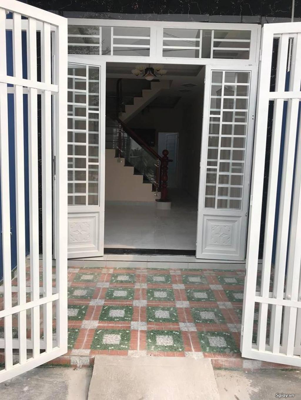 Bán nhà KDC Hàng Dương 3,2x13,5m, giá 2ty6 TL 1185 Lê văn lương - 1