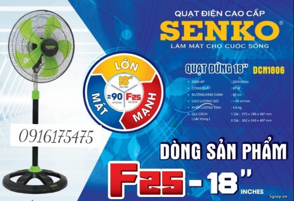 Cung cấp quạt Senko - 1