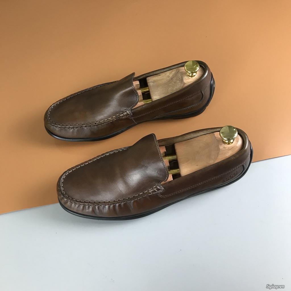 Chuyên giày da nam 2hand chính hãng từ Italy - EU - 10