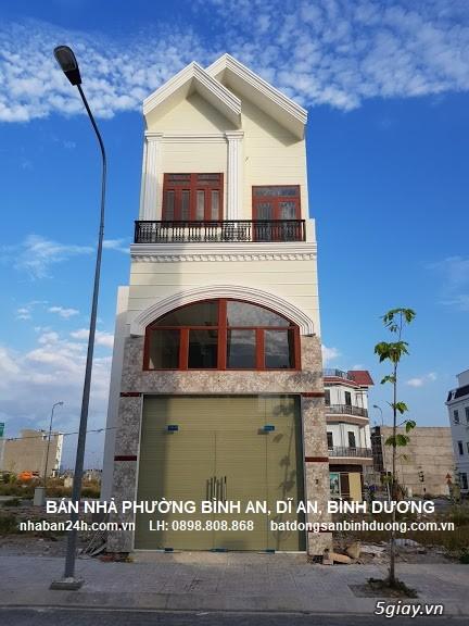 Bán nhà đường D2 Bình An Dĩ An Bình Dương Sổ Hồng Riêng