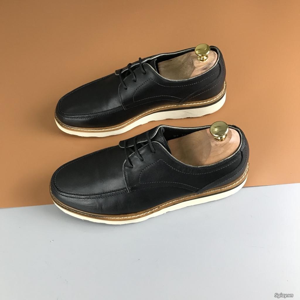 Chuyên giày da nam 2hand chính hãng từ Italy - EU - 12