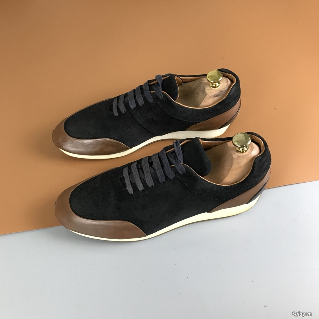 Chuyên giày da nam 2hand chính hãng từ Italy - EU - 11