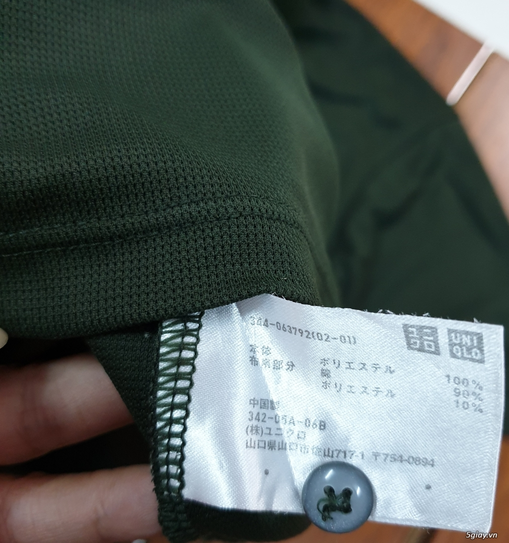 Chuyên quần jean , short , sơmi , áo thun , khoác AUTHENTIC second - 5