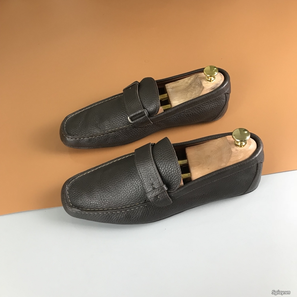 Chuyên giày da nam 2hand chính hãng từ Italy - EU - 5