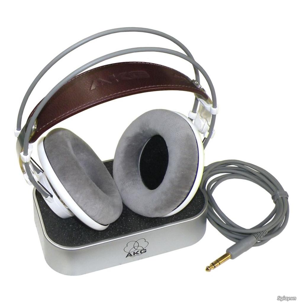 Bán tai nghe AKG K701 new 100% - 2