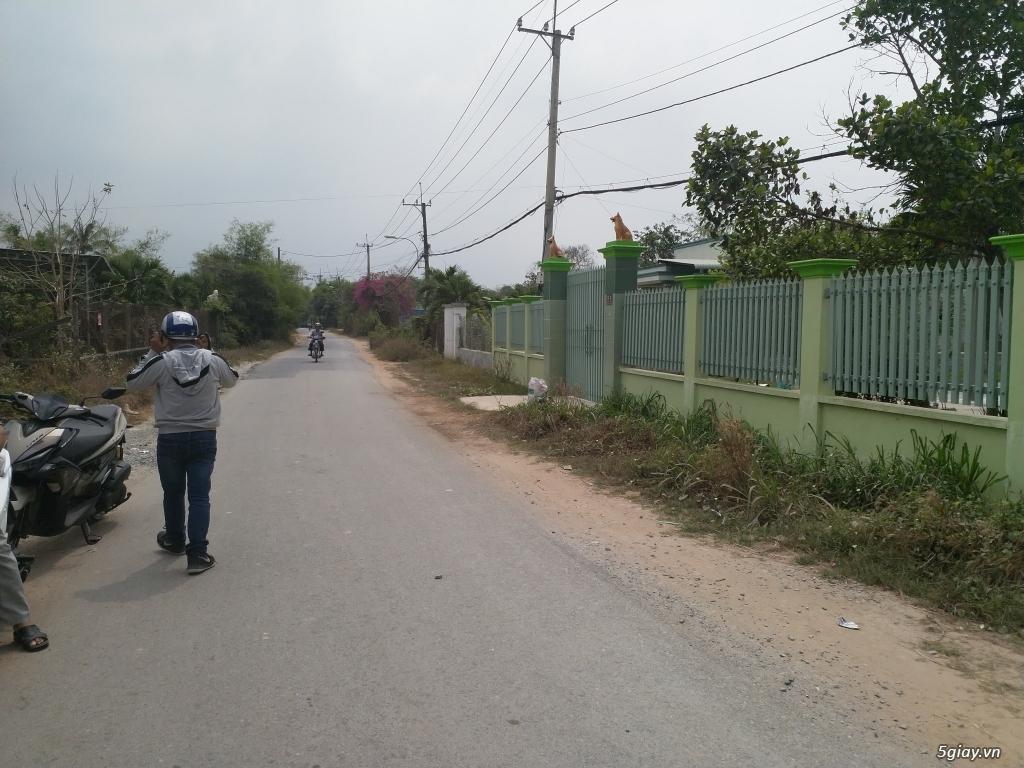 Đất mặt tiền Nguyễn Thi Rõ - khu dân cư xã Tân An Hội Củ Chi - 4