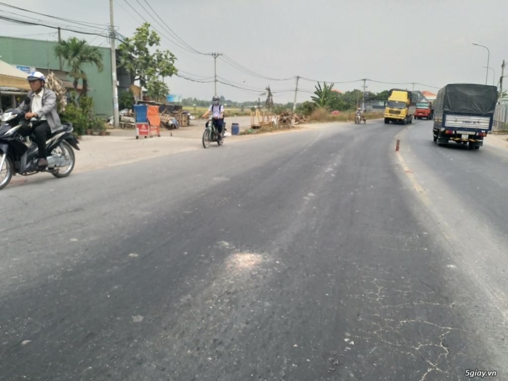 Đất mặt tiền Nguyễn Thi Rõ - khu dân cư xã Tân An Hội Củ Chi - 2