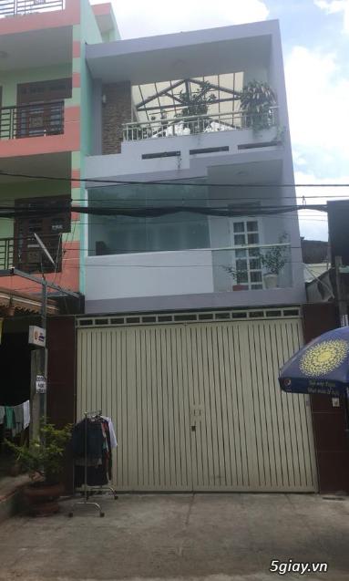 cần bán gấp căn nhà 2 lầu mới xây gần chợ,DT110m2,SHR,xuân thới sơn 1 - 2