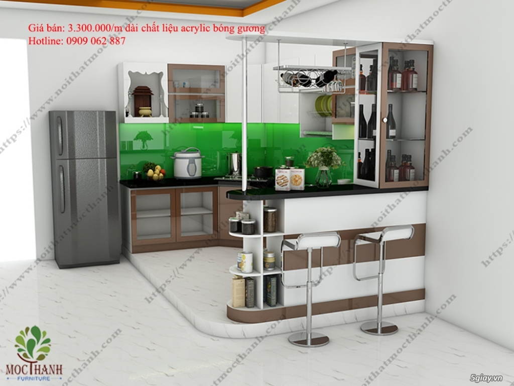 Giường ngủ giá rẻ- phòng ngủ -  Tủ bếp - Bàn sofa rẻ -  Đồ gỗ giá giảm sốc - 3