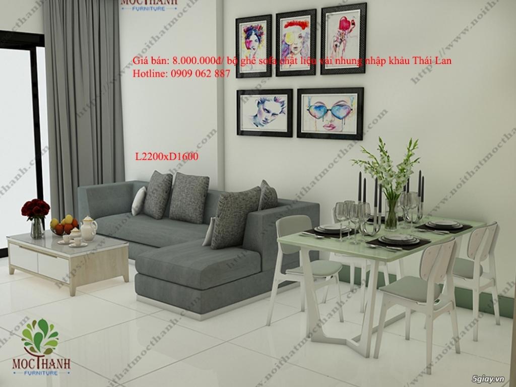 Giường ngủ giá rẻ- phòng ngủ -  Tủ bếp - Bàn sofa rẻ -  Đồ gỗ giá giảm sốc - 5