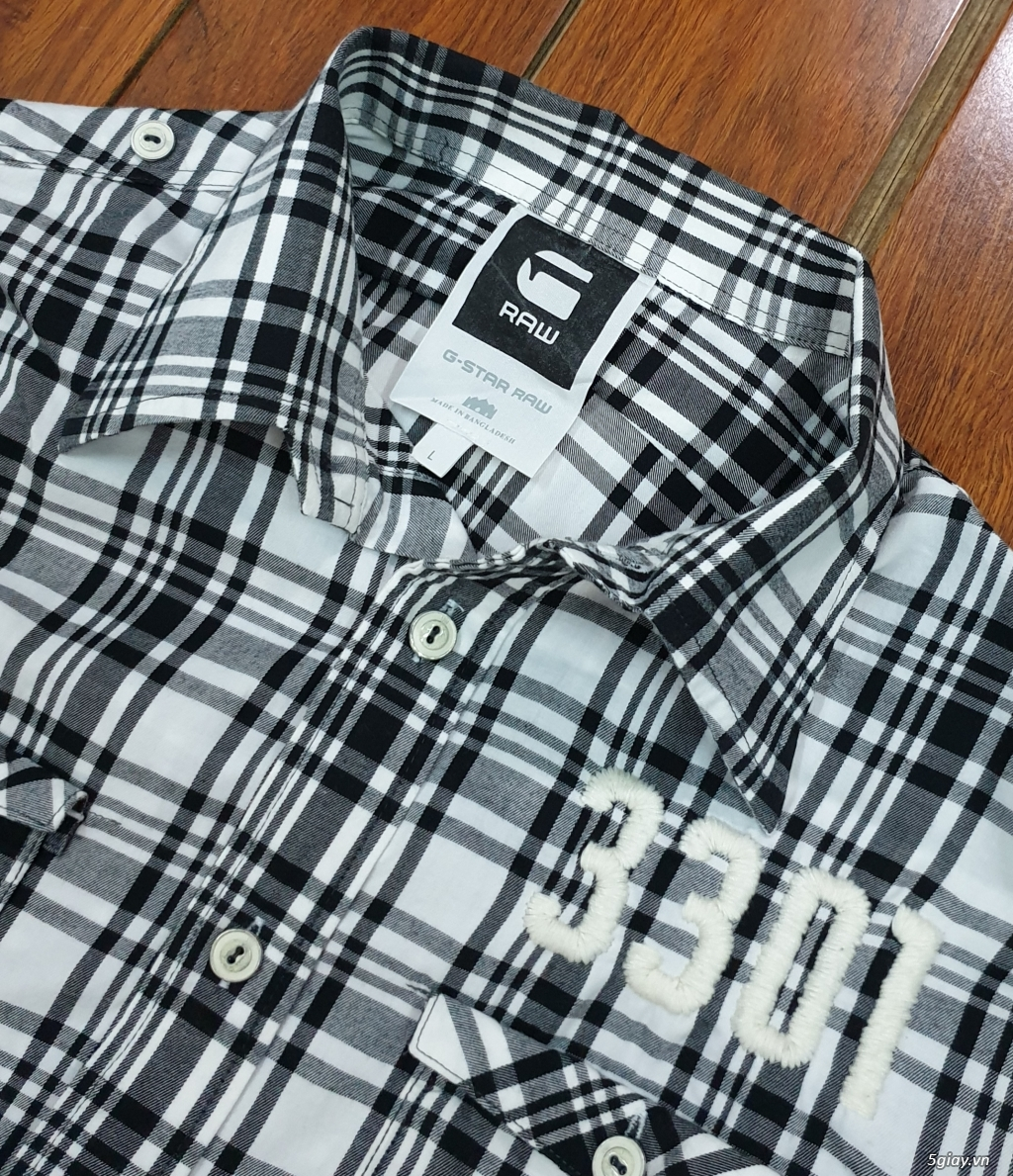Chuyên quần jean , short , sơmi , áo thun , khoác AUTHENTIC second - 45