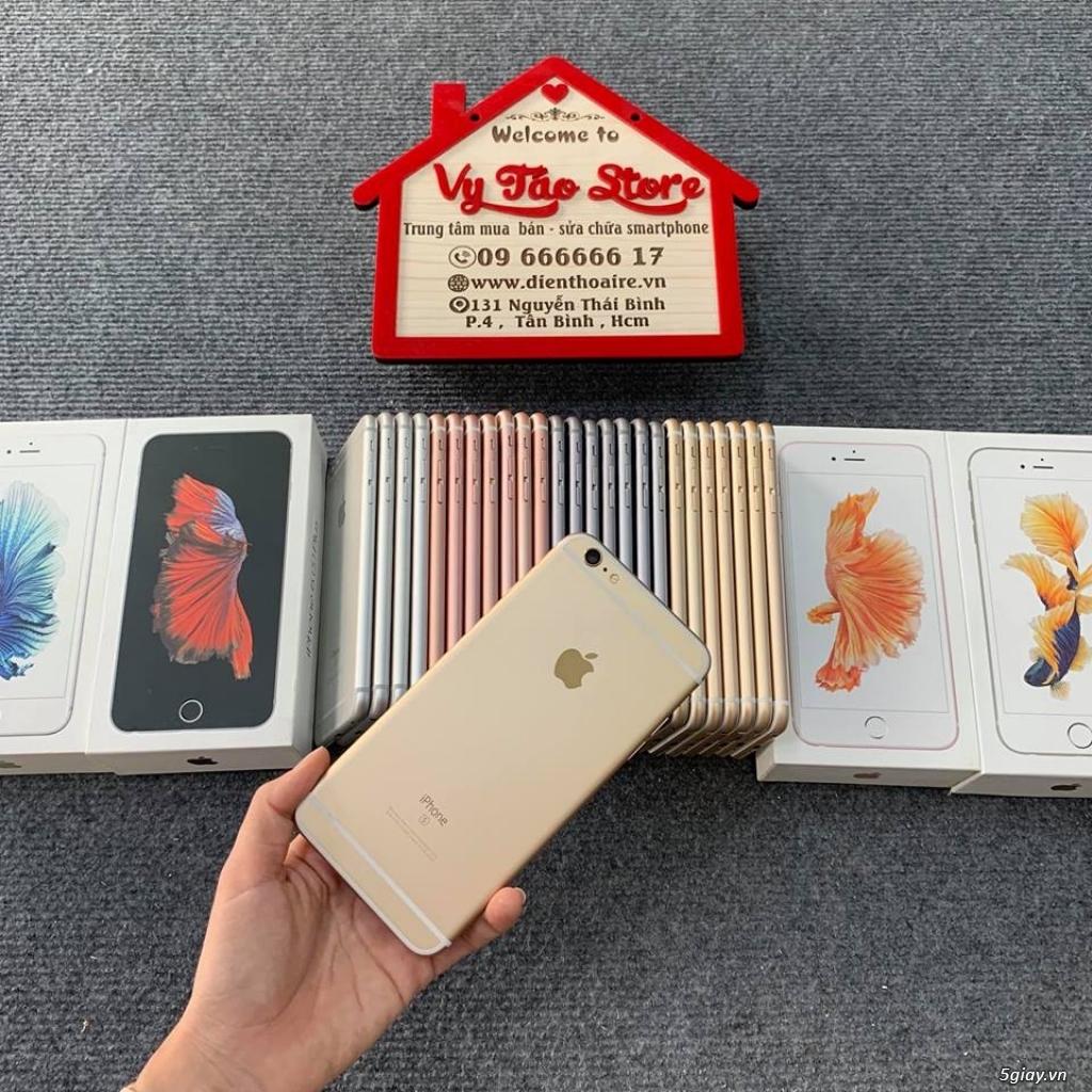 [HCM] iPhone 6SPlus 32gb QUỐC TẾ zinall 6xxx. BAO TEST 1 ĐỔI 1 - 1