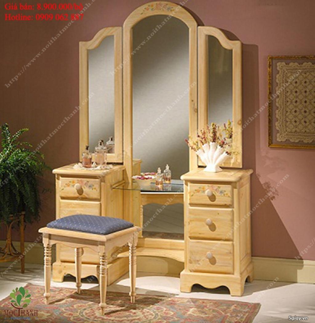 Giường ngủ giá rẻ- phòng ngủ -  Tủ bếp - Bàn sofa rẻ -  Đồ gỗ giá giảm sốc - 39