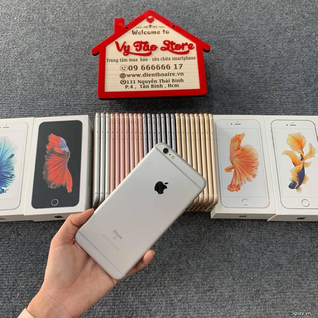 [HCM] iPhone 6SPlus 32gb QUỐC TẾ zinall 6xxx. BAO TEST 1 ĐỔI 1 - 4