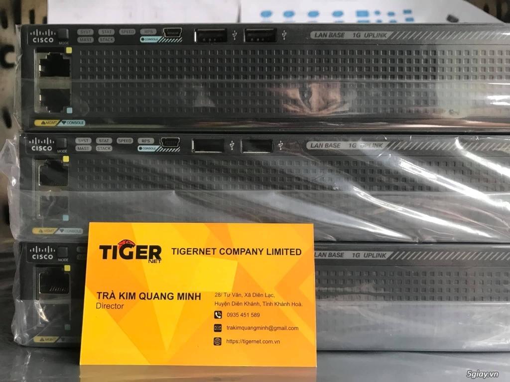 TIGERNET - Mua bán, cho thuê thiết bị mạng Cisco toàn Quốc. - 17