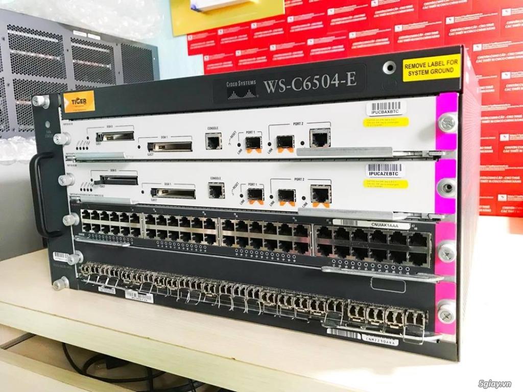 TIGERNET - Mua bán, cho thuê thiết bị mạng Cisco toàn Quốc. - 32