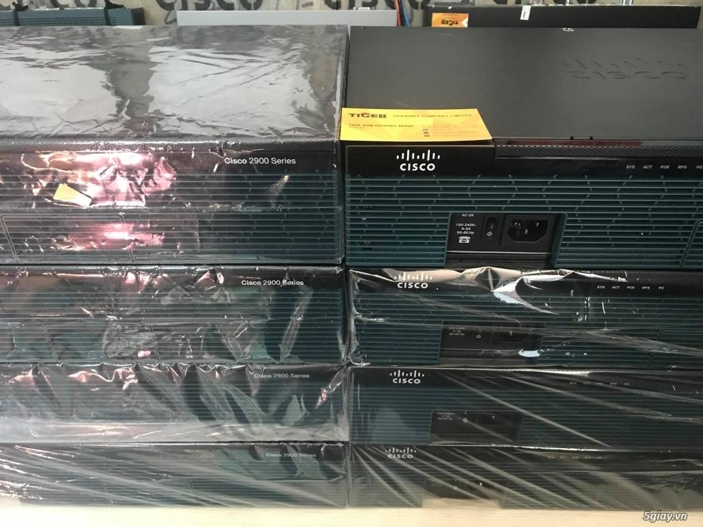Thiết bị định tuyến (router) Cisco siêu rẻ! Bảo hàng 06 - 12 tháng! - 11