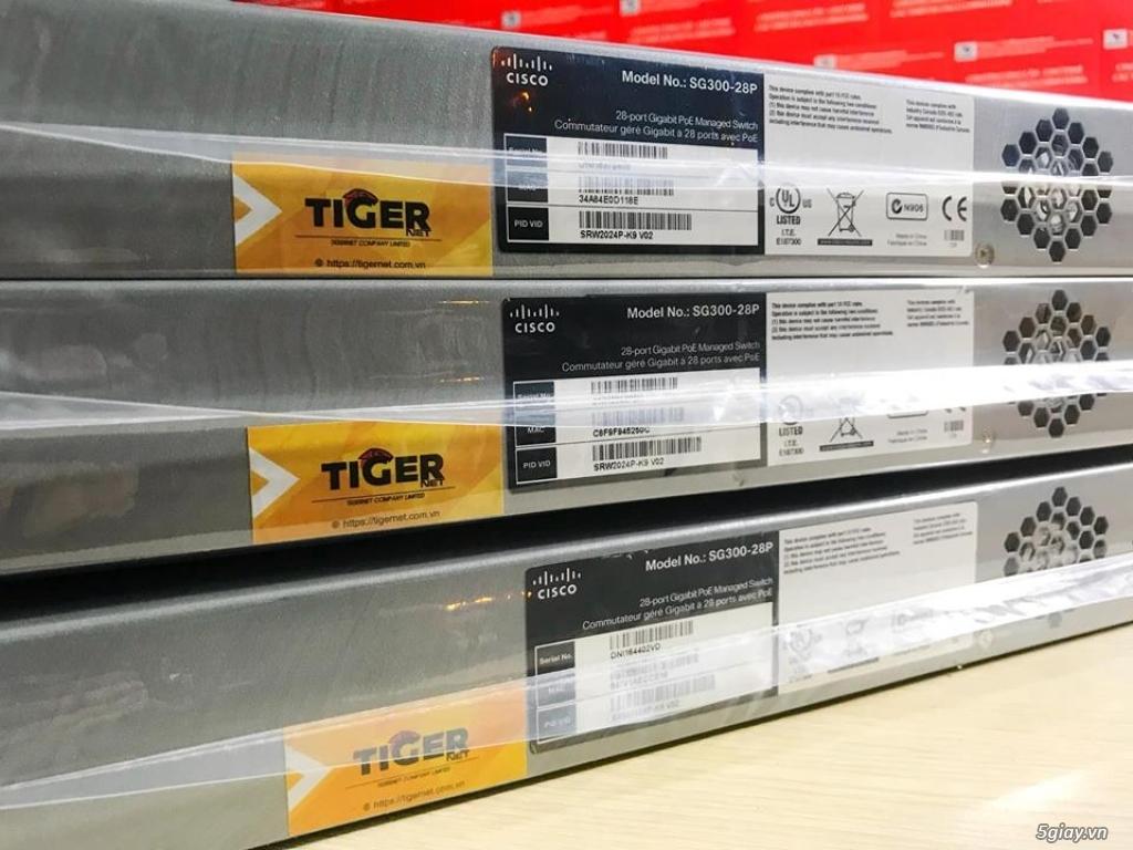 TIGERNET - Mua bán, cho thuê thiết bị mạng Cisco toàn Quốc. - 29