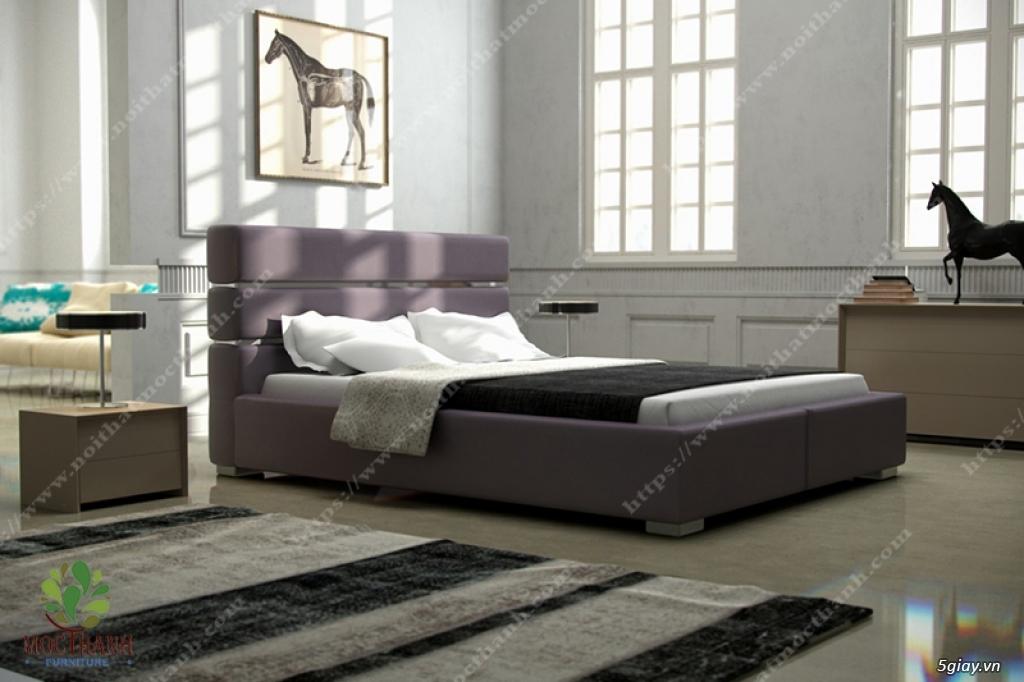 Giường ngủ giá rẻ - 37