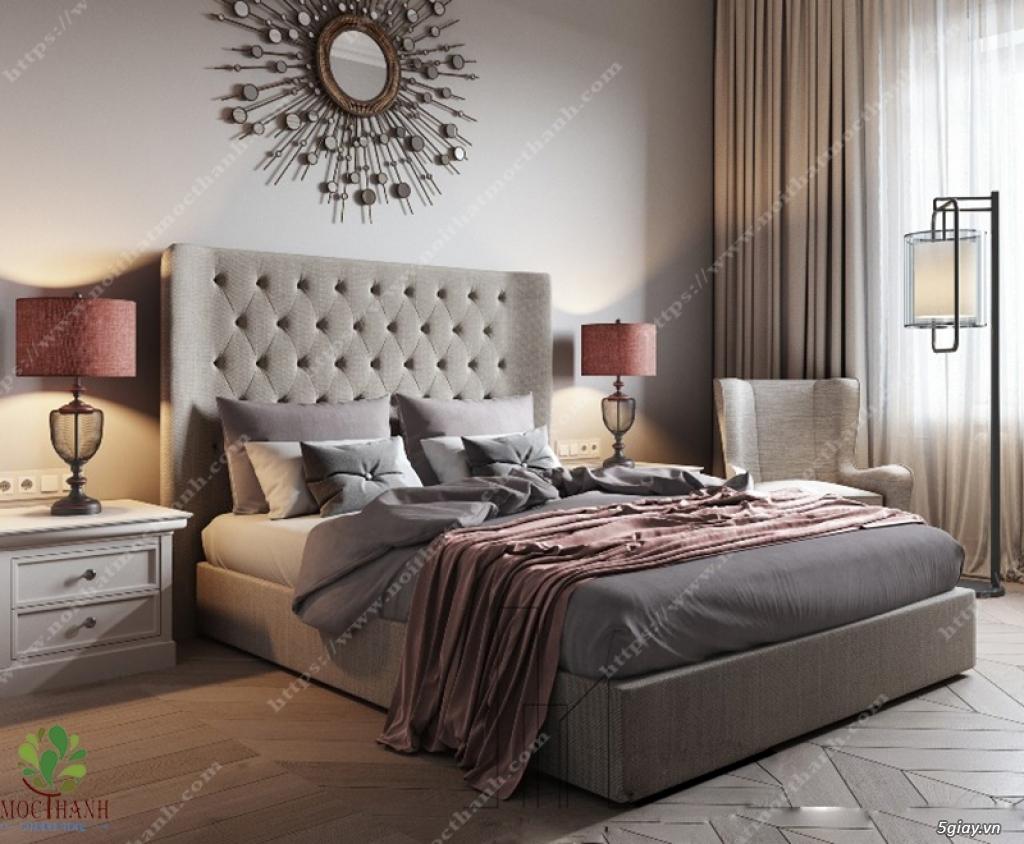 Giường ngủ giá rẻ - 44