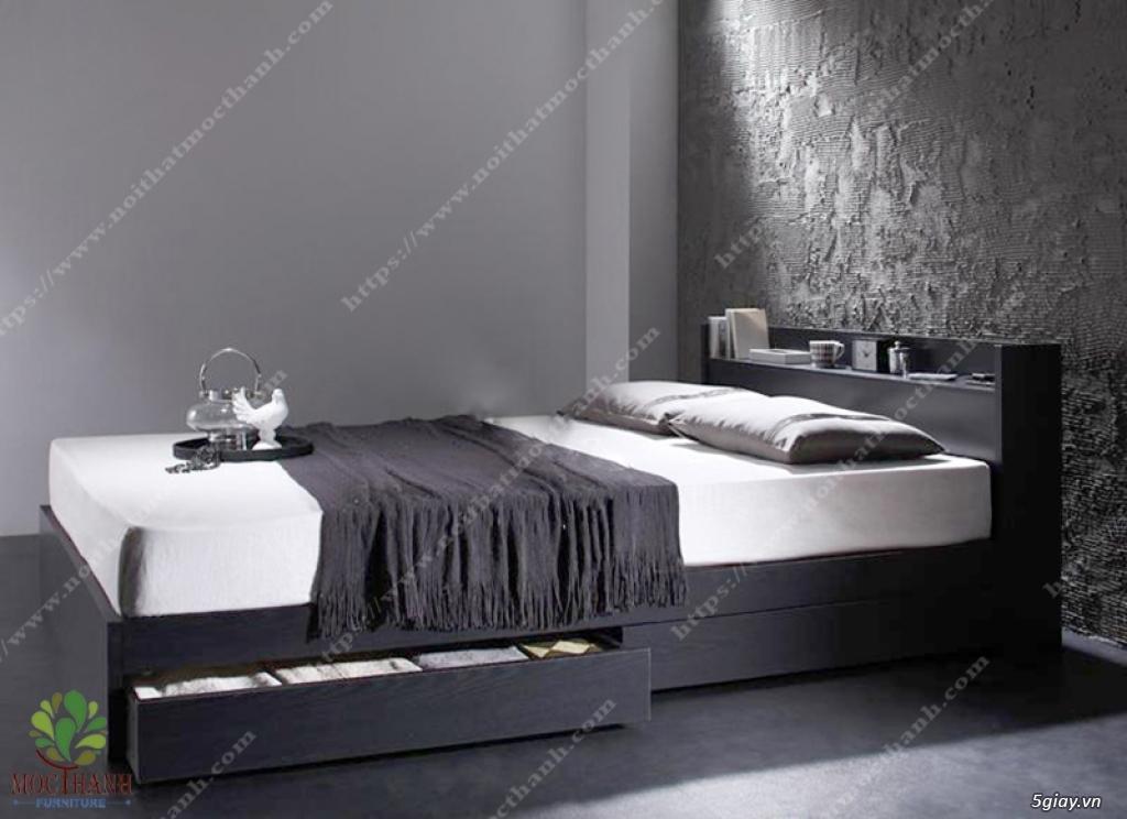 Giường ngủ giá rẻ - 25