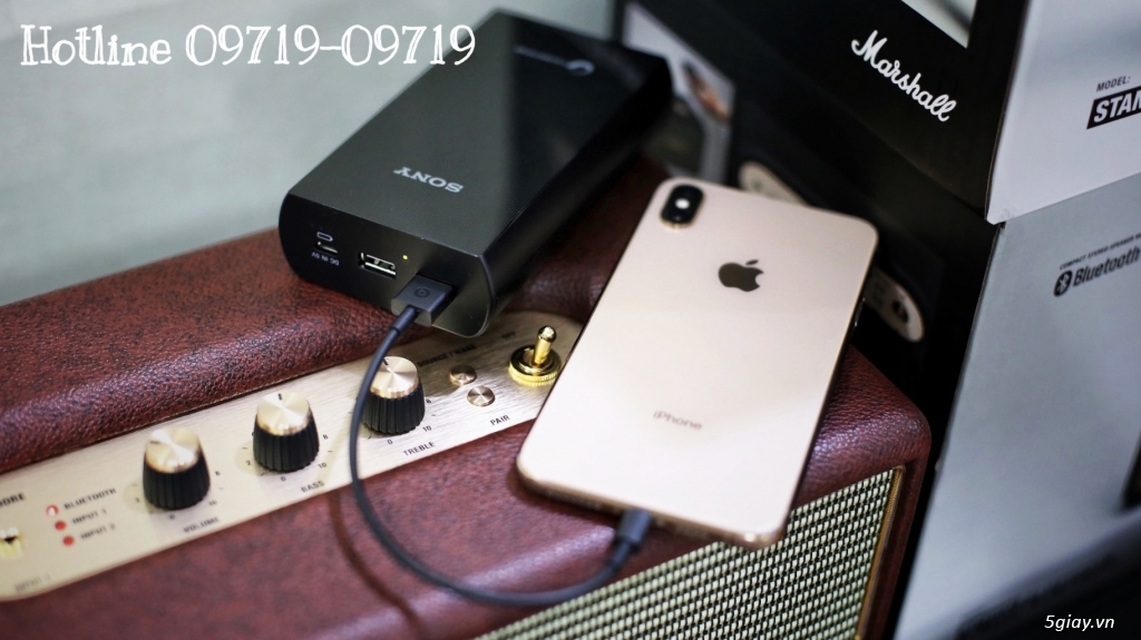 Pin dự phòng SONY 20.000mAh Chính Hãng Bảo Hành 12 Tháng - 1