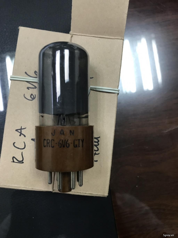 Thanh Lý Bóng cho Amply đèn, Hàng USA New 100% - 2