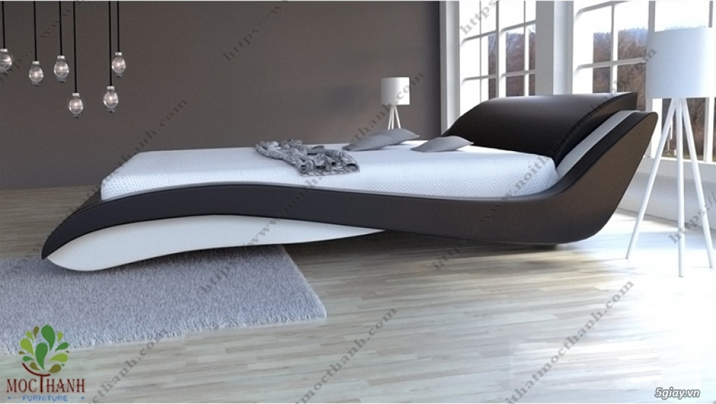Giường ngủ giá rẻ - 21