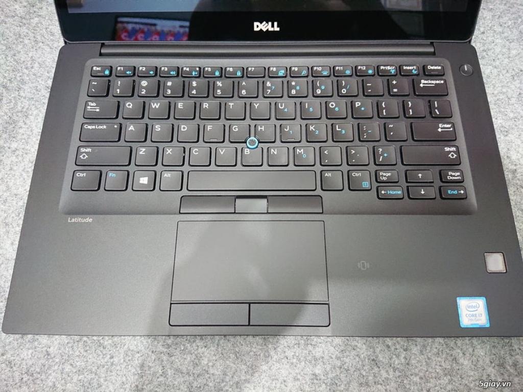 Dell Latitude E7480 Core I7 7600 RAM DDR4 8G SSD NVME 512G IPS QHD 2K - 1