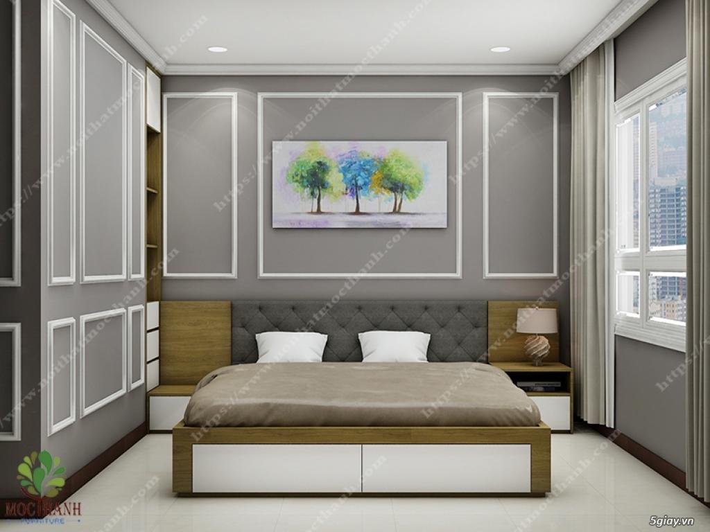 Giường ngủ giá rẻ - 23