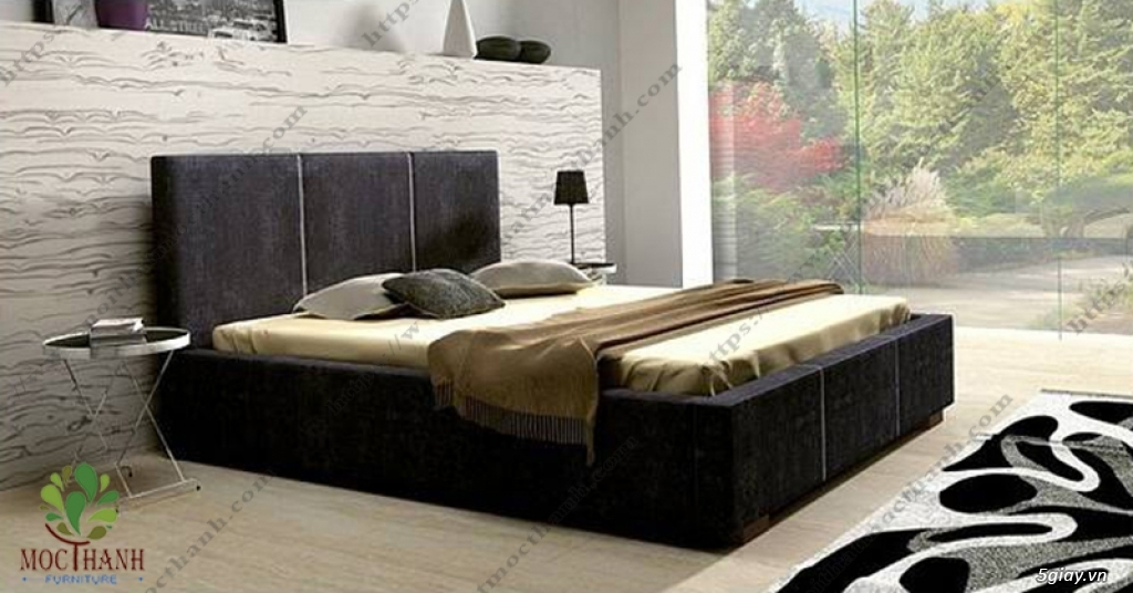 Giường ngủ giá rẻ - 31