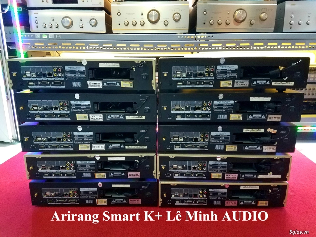 Đầu KaraOke Arirang 3600 Deluxe A - SmartK - 3600 HDMI - AR3600 - AR3600S - 13