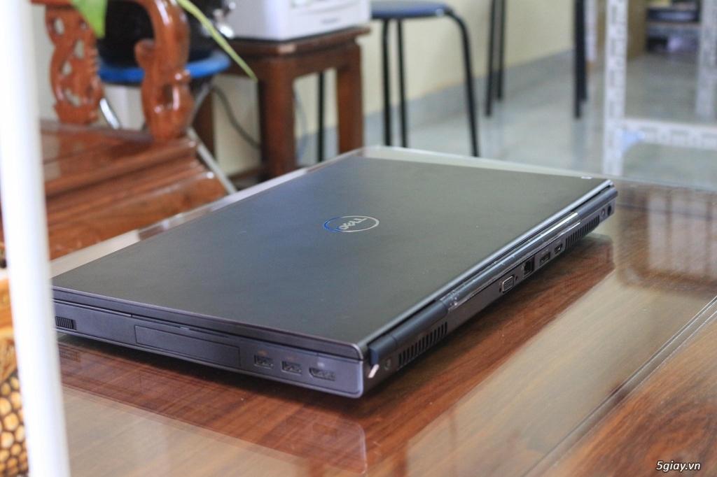 Dell M6600 (Core i7 2760QM 8CPU, Ram 8GB, Quadro 3000M, 17.3 FullHD)