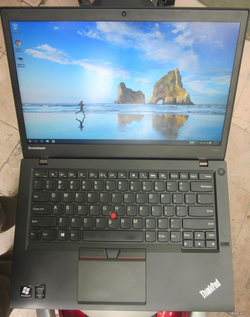List máy Lenovo, Thinkpad, HP, Dell, ASUS, Samsung - các máy đẹp - 9
