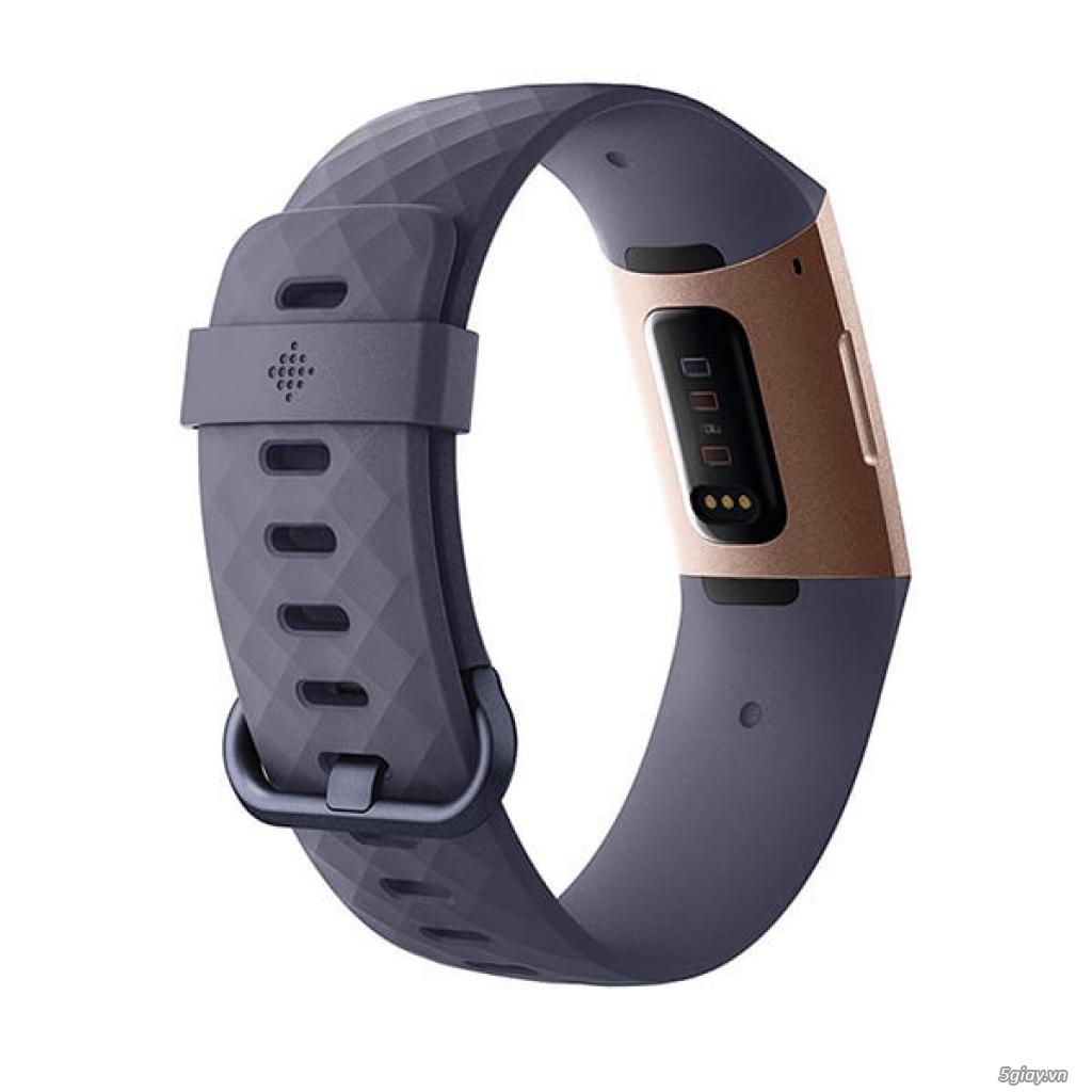 Fitbit Charge 3.Hàng mới 100% chính hãng giá tốt kèm quà tặng giá trị - 4