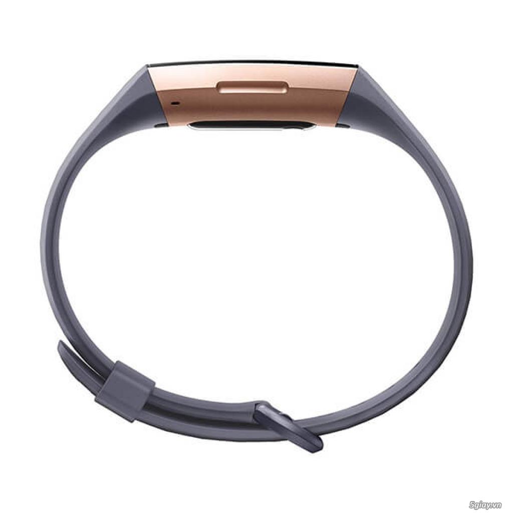 Fitbit Charge 3.Hàng mới 100% chính hãng giá tốt kèm quà tặng giá trị - 3