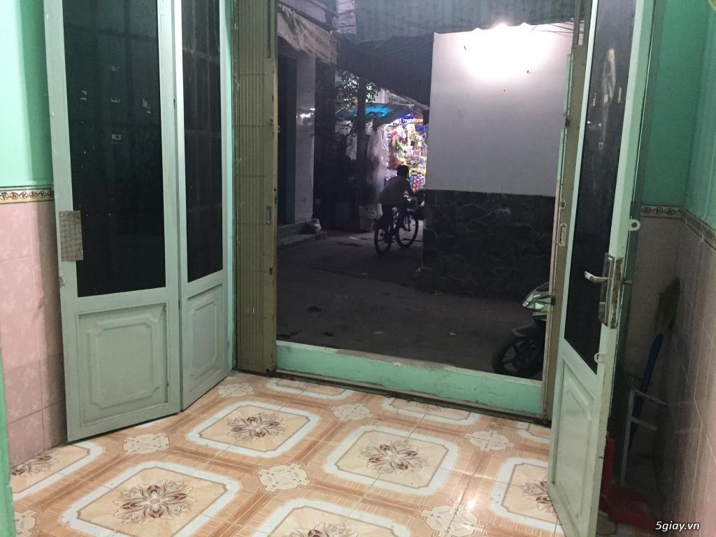 bán nhà nhỏ trong hẻm gần bến xe quận 8