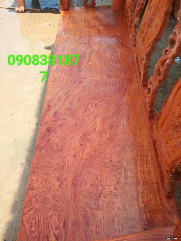 salon phòng khách gỗ quý giá cực rẻ ( xem hàng tại xưởng ) - 7
