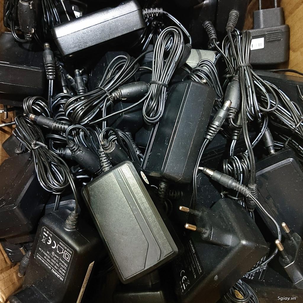 Bộ nguồn, adapter cho modem, router, camera, sạc laptop các loại - 13