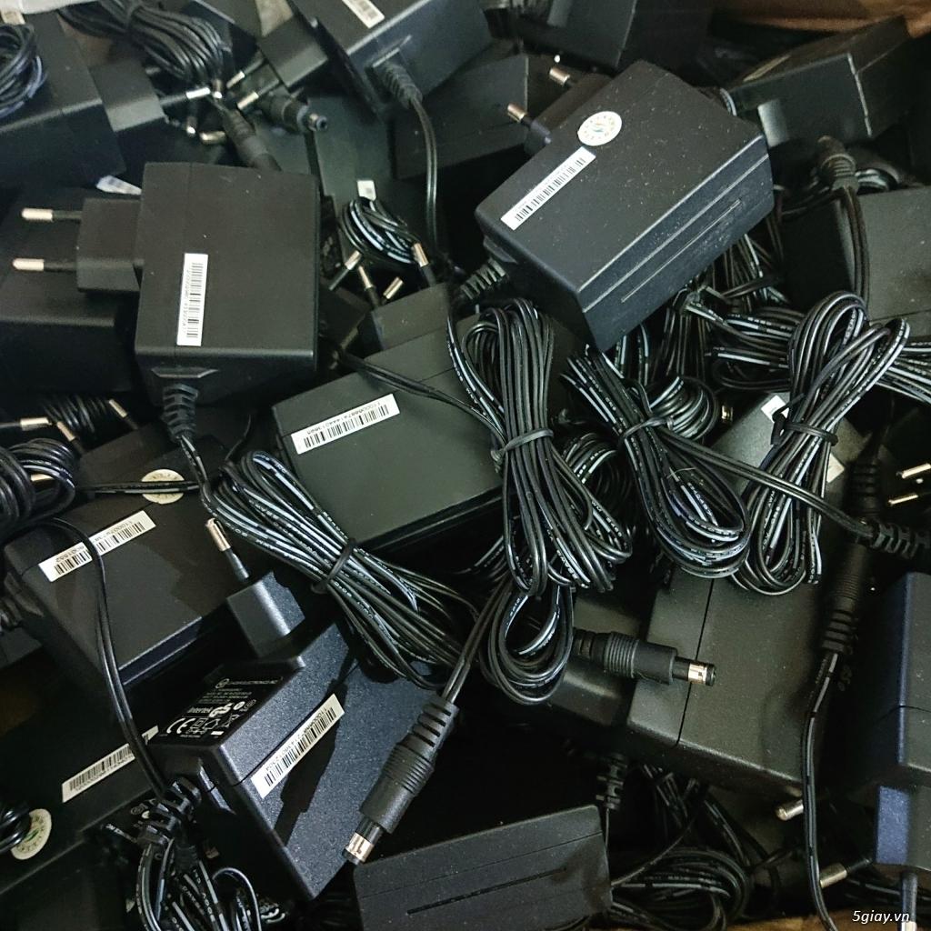 Bộ nguồn, adapter cho modem, router, camera, sạc laptop các loại - 9