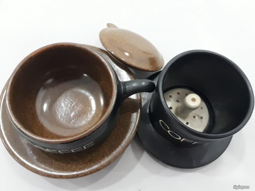 Bán phin pha cafe bằng gốm - 8